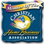 Proud Member of the Christian Home Business Association